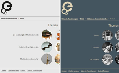 Themenseiten Virtuelle Ausstellungen Europeana