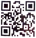 QR Code des Canadian Museum for Human Rights, Winnipeg (aus dem Video)