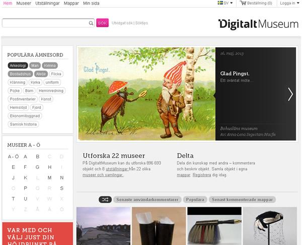 DigitaltMuseum Schweden